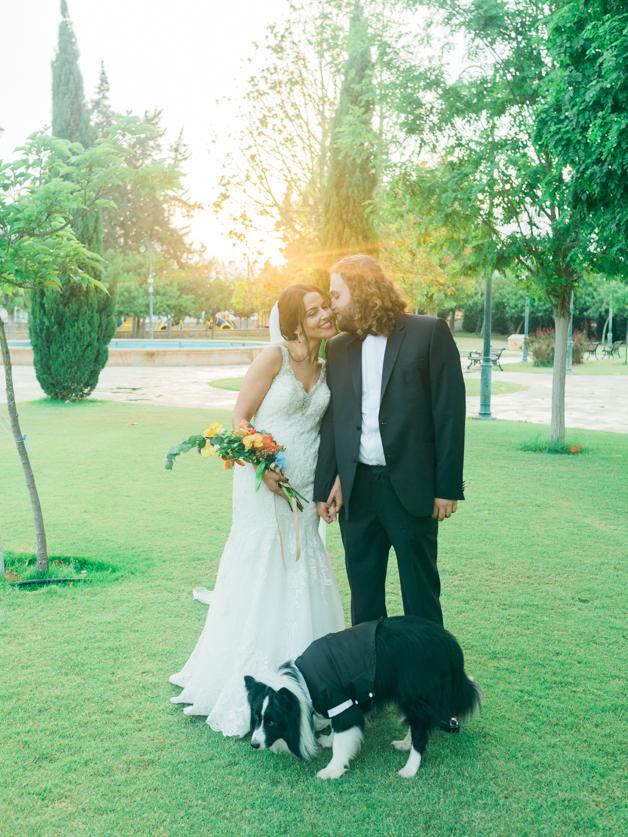 Christoula & Alexandros & Ozzy