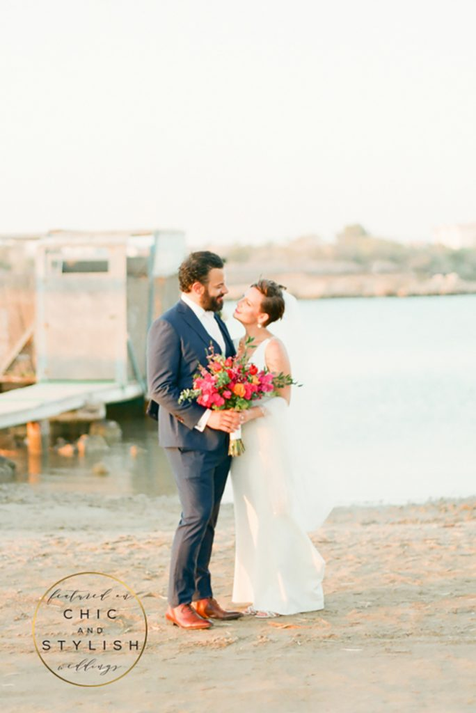 GORGEOUS WEDDING WITH COLORFUL FLOWERS