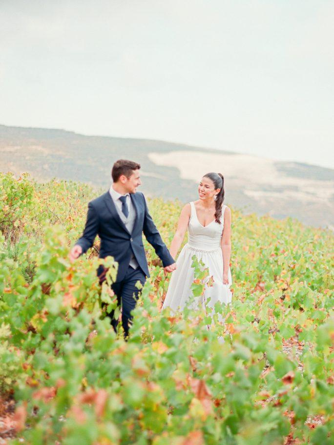 Marina & Marinos  ,Hadjiantonas Winery Parekklisia