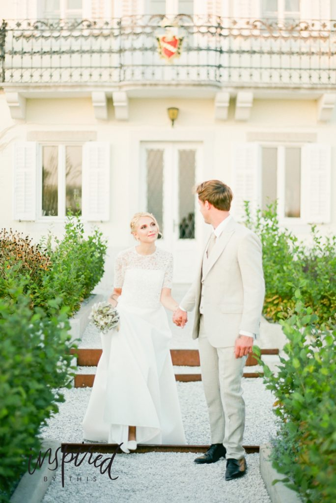 ROMANTIC VILLA WEDDING IN ITALY