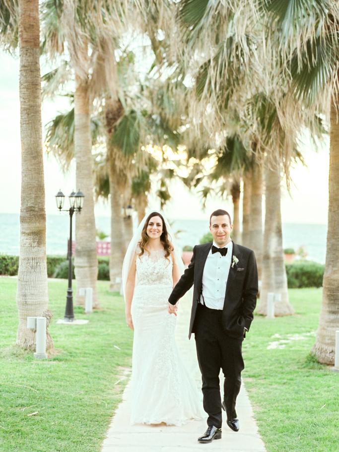 Anna & Charis , Elysium Hotel Paphos
