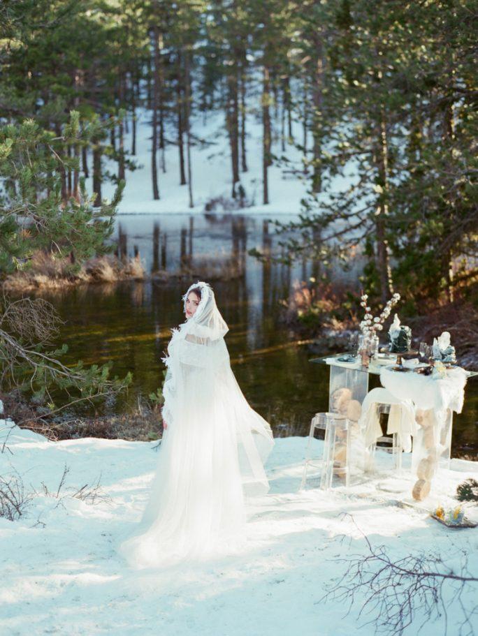 Winter Wonderland , Mount Olympus
